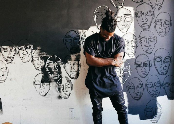 Art is usually the perfect medium to get kids expressing their creative juices at an early age. Studies have show that kids that do art are better equipped at problem solving and thinking outside of the box Here is a list of African artists we discovered who are making great art pieces.