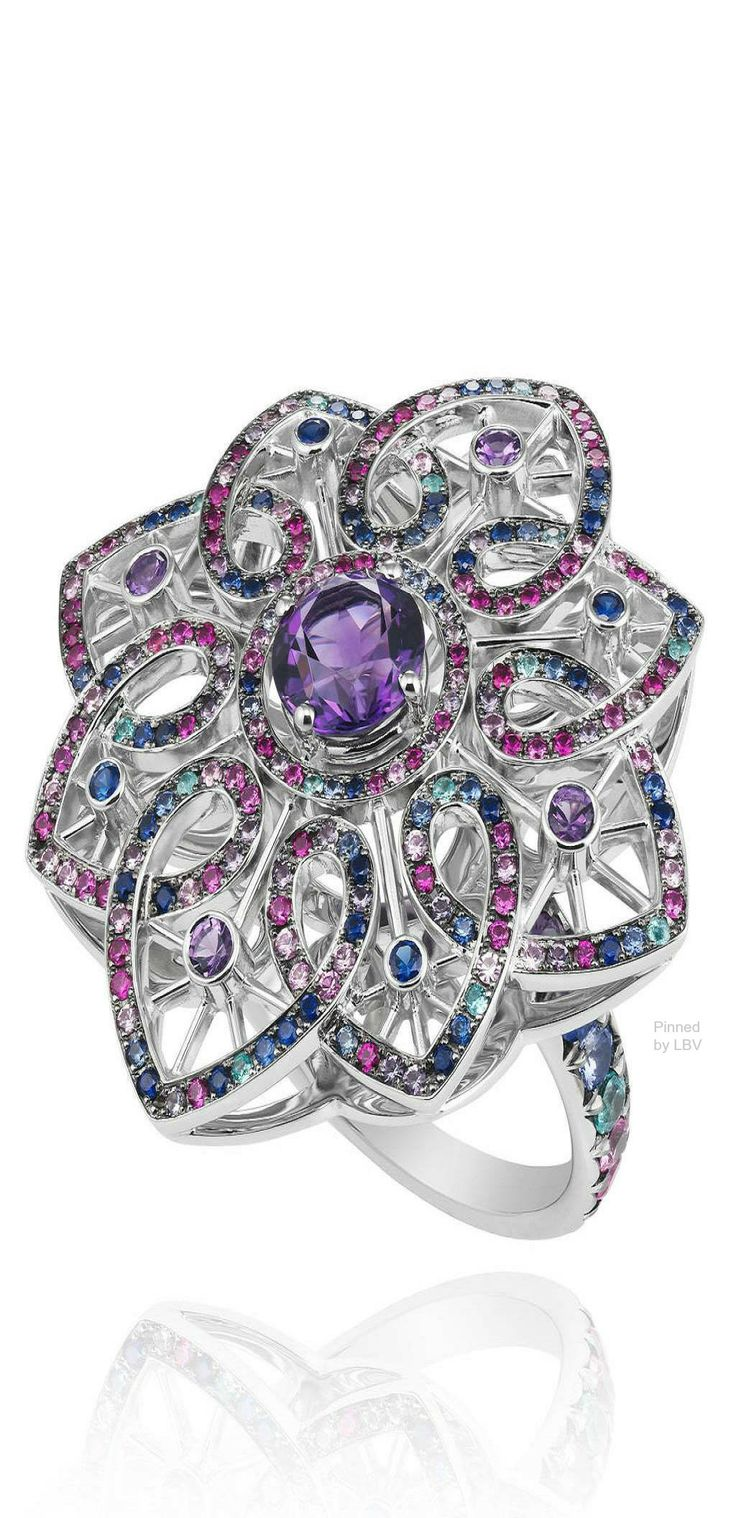 Chopard Fashion at Cannes 2014, ring  | LBV ♥✤ | BeStayBeautiful