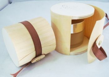 New wooden package for jars by CPL - CPL Packaging - Paper, Board and Wood Packaging Innovations