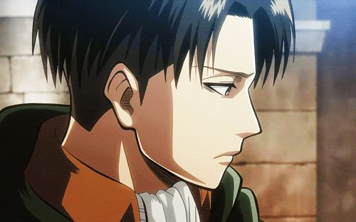 """I got: Levi! What 'Attack on Titan' character are you? """"The only thing that we are allowed to do...is to believe that we won't regret the choice we made."""""""