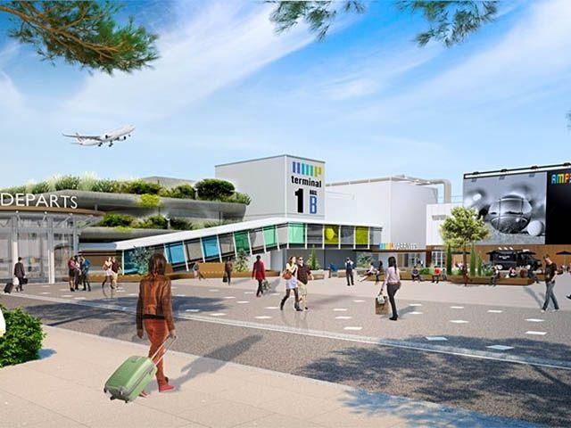 Aéroport de Marseille : nouveau visage et trafic stable