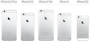 Comparision of Iphone 6S+ 6S 6 PLUS 6 and 5S hardware and software specifications http://www.ndroidzone.com/2015/09/comparision-of-iphone-6s-6s-6-plus-6.html