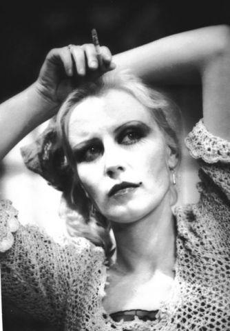 Krystyna Janda / Opera za trzy grosze / Teatr Ateneum