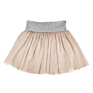 Kids on the Moon - Tutu skirt (vanilla)