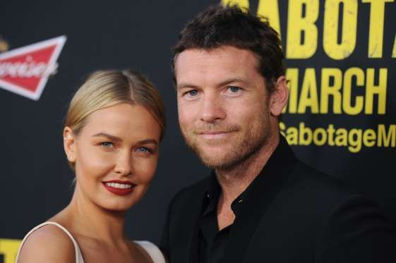 Rocket Zot (Son of Sam Worthington and Lara Bingle)…