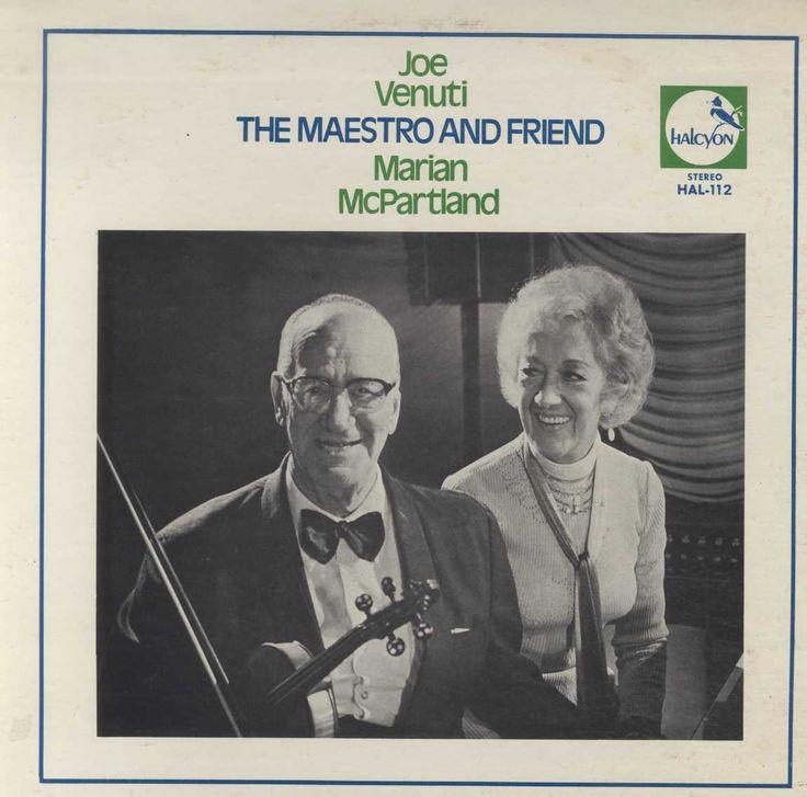 Joe Venuti - The Maestro And Friend