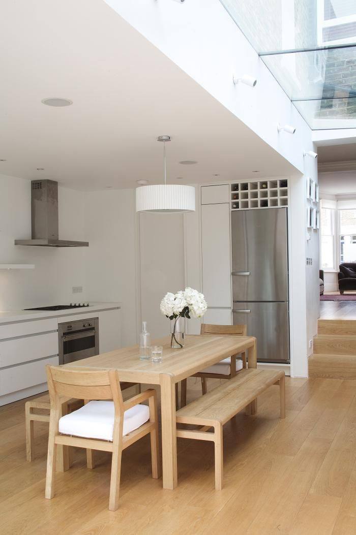 Rehab Diaries: A Notting Hill Kitchen Extension, Natural Light Included : Remodelista
