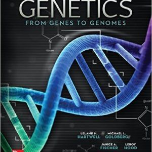 Test Bank: Genetics From Genes to Genomes 5th Edition by Hartwell