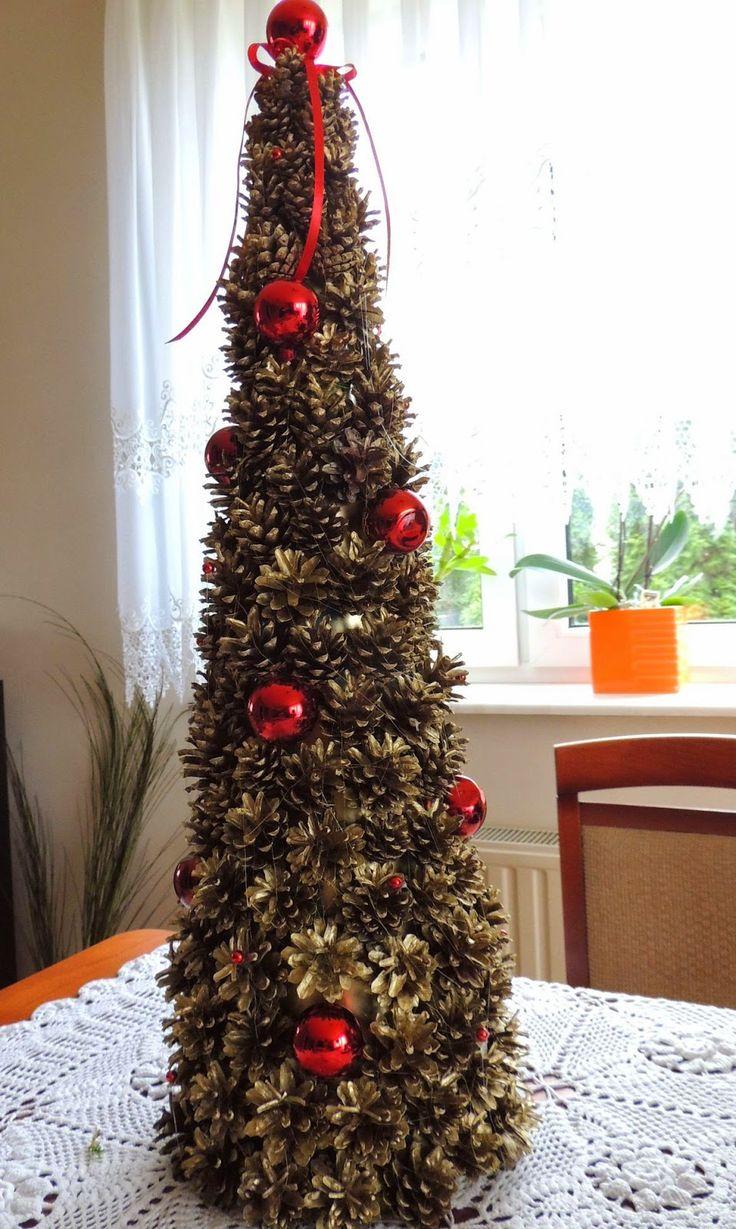 Mój mały światek...: Stroiki bożonarodzeniowe 1