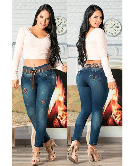 bc336e80e798 Pantalones colombianos Cheviotto venta de ropa colombiana en Madrid ...