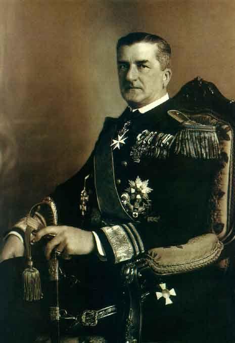 Horthy the regent - Hungary - Wikipedia, the free encyclopedia