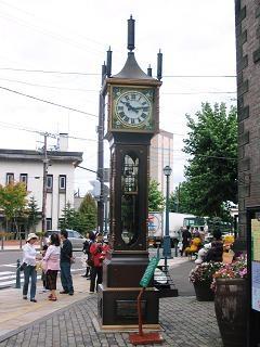 Steam Clock, Otaru Japan