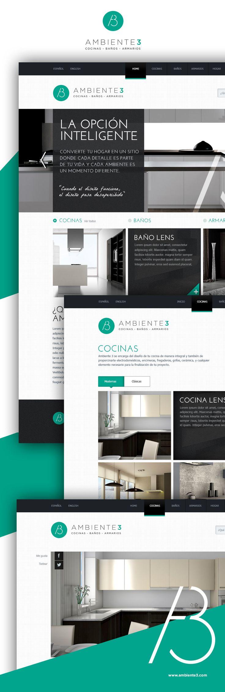 Diseño de marca y desarrollo de web con el catálogo de productos para empresa dedicada al mobiliario y decoración interiro de alta calidad