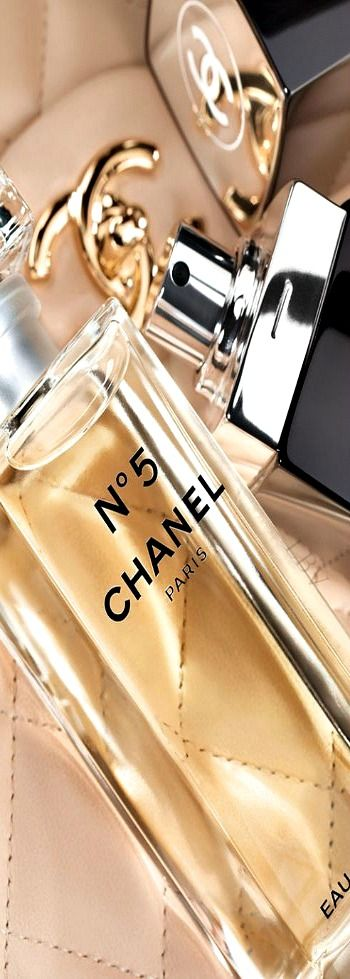 Chanel | LBV ♥✤ # I love my #5 ! I have several bottles of various perfumes of Chanel...
