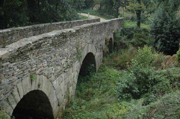 Puente en Vilei - Lugo