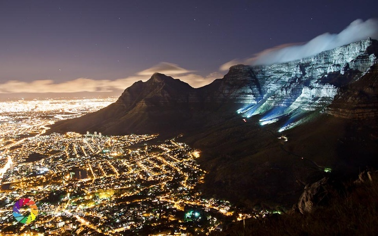 Table Mountain, Cape Town #SouthAfrica