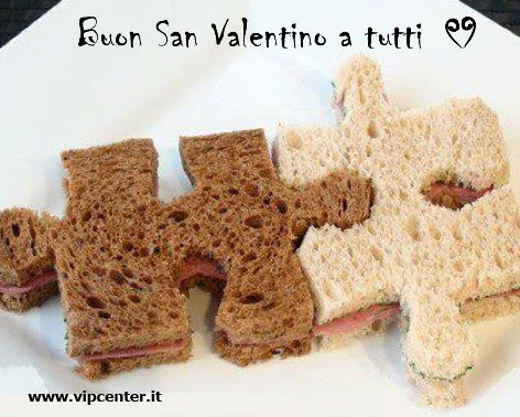 Idea sfiziosa per S.valentino