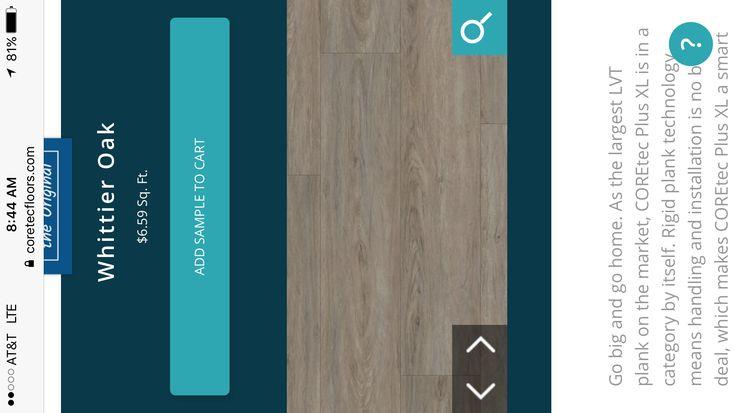 Cortec Whittier Oak Floor Flooring Plank House