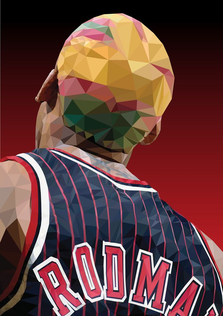 1295 best NBA Art imag...