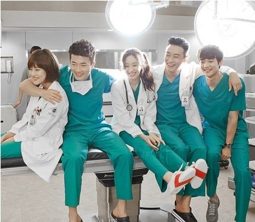 Medical Top Team starring Ju Ji Hoon