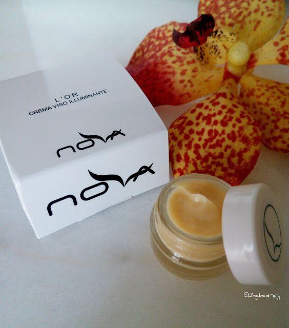 @novakosmetica_  - Cosmetici Bio Naturali e Vegan | L'Angolino di Mary - Crema Viso Illuminante - L'Or