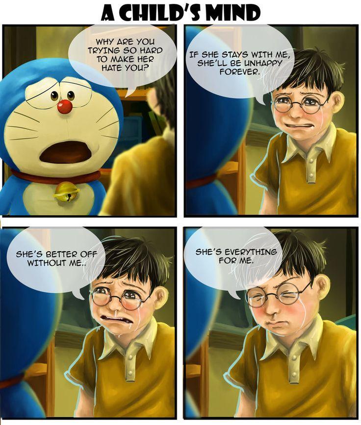 Doraemon Stand by Me comic by xeno-agito on DeviantArt