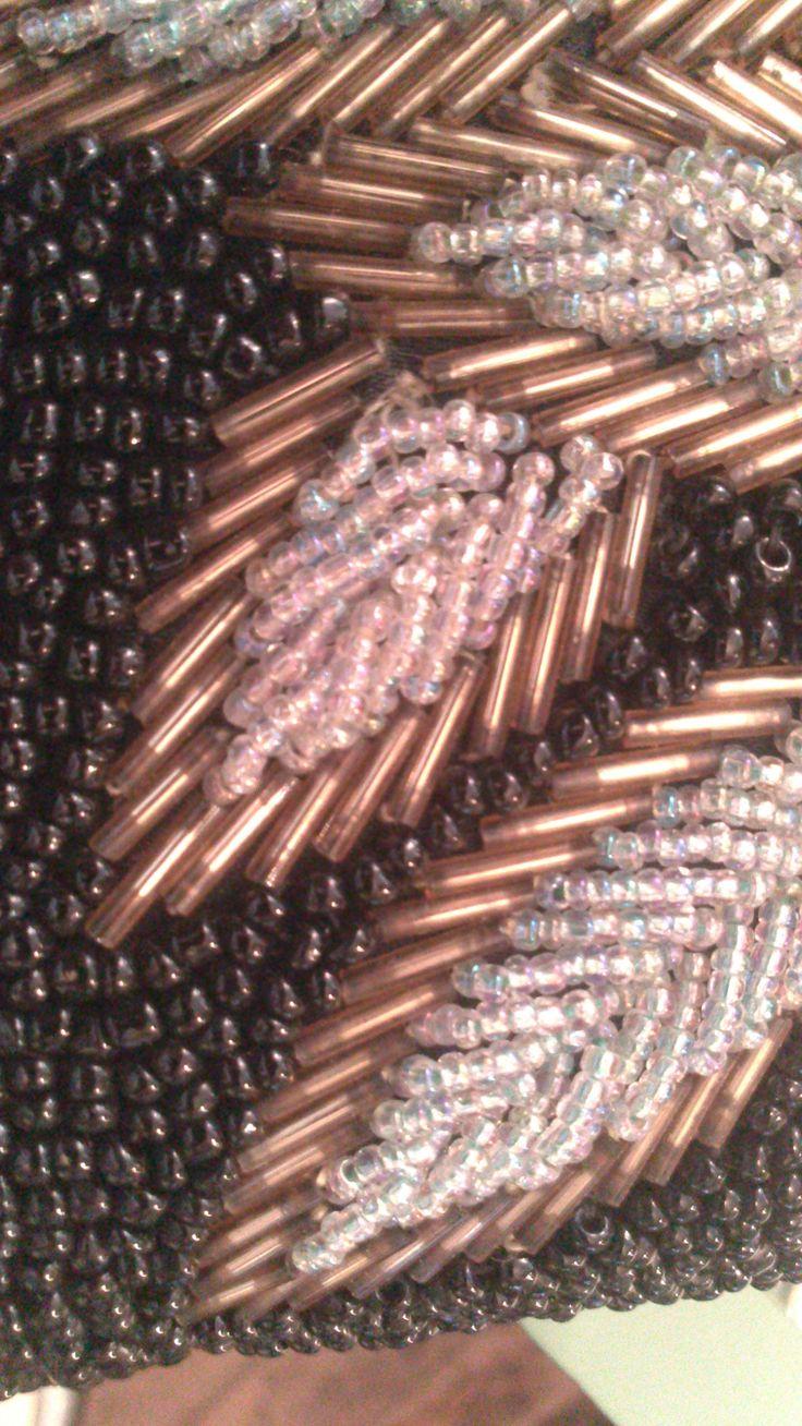 Perles en tubes