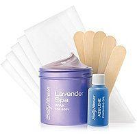Sally Hansen - Lavender Spa Body Wax Kit in  #ultabeauty