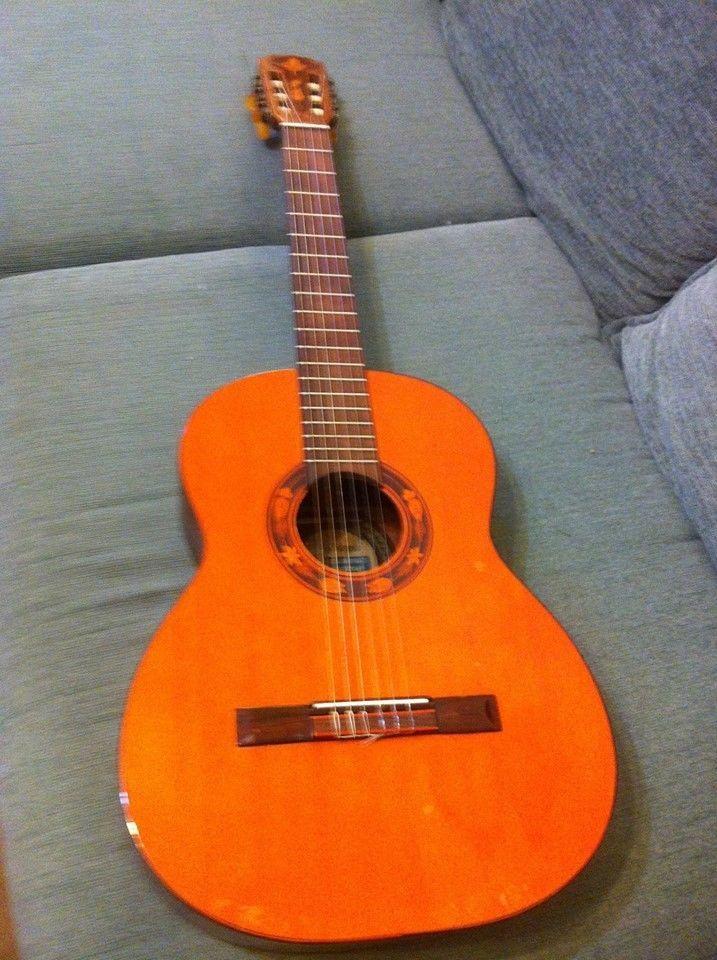 RARE 1979 DI GIORGIO GUARANY C2 CLASSIC  clasical guitar