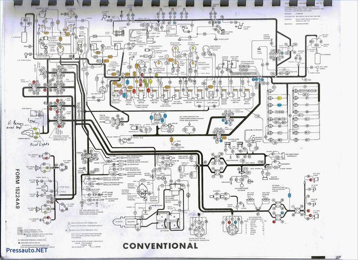 diagram freightliner fld120 starter wiring diagram full