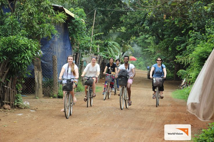 Enjoy #cycling and #travelling? Join our #Vietnam to #Cambodia Cycle Challenge and not only will you cycle #SoutheastAsia—from #Vietnam to #Cambodia—you will support #WorldVision programs designed to empower children and their communities to combat #poverty through education.