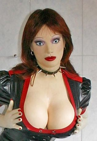 real rubberdoll private sexspiele