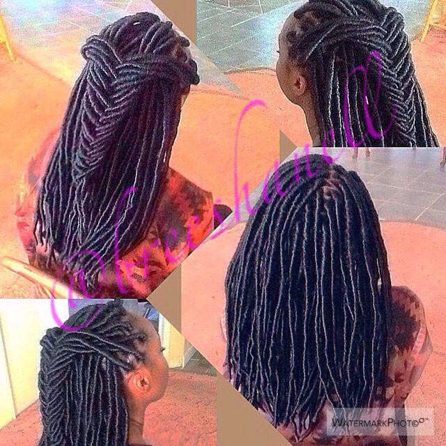 Faux Locs , silky dreads , dreads , Marley locs , dreadloc extensions , loc extensions , Locs