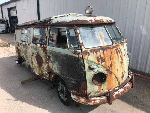 1960 Volkswagen Bus Vanagon Micro Bus  Used Buses for Sale  School