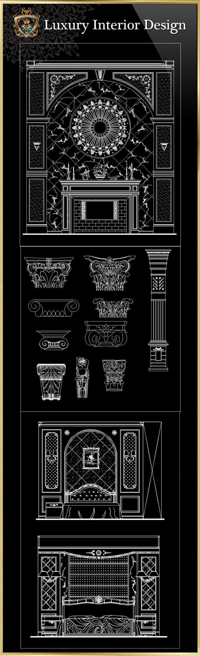 Luxus-Innenarchitektur CAD-Blöcke   FREE CAD BLOCKS & ZEICHNUNGEN DOWNLOAD CENTER