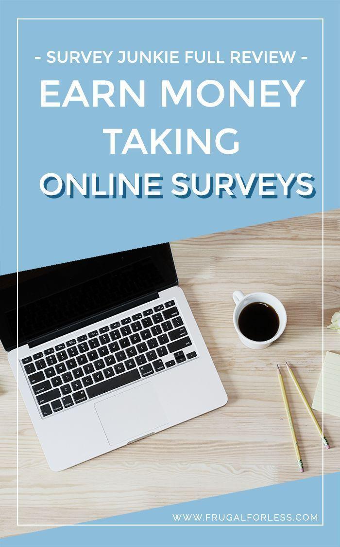 Survey Junkie Review 2019: Scam Or Legit Survey Site? #Junkie #Legit #Review… – Money Earn