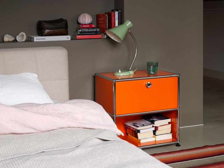 die besten 25 orange schlafzimmer ideen auf pinterest orange schlafzimmerw nde orange. Black Bedroom Furniture Sets. Home Design Ideas