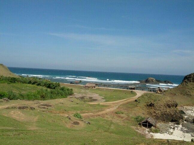 Seger Beach, Lombok, West Nusa Tenggara