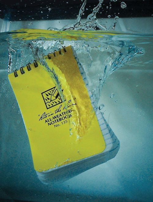 10 waterproof things that you can afford to get wet. #boating #tips