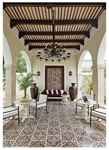 Un hotel boutique encantador: Hotel Casa Lecanda. Mérida, MEXICO.  Capture the spirit of authentic Mexico with home accents from LaFuente.com