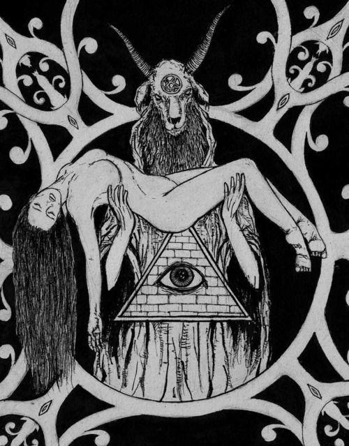 satanic porn