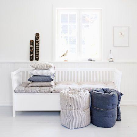 Dyna till stor kökssoffa 194 cm, Oliver Furniture