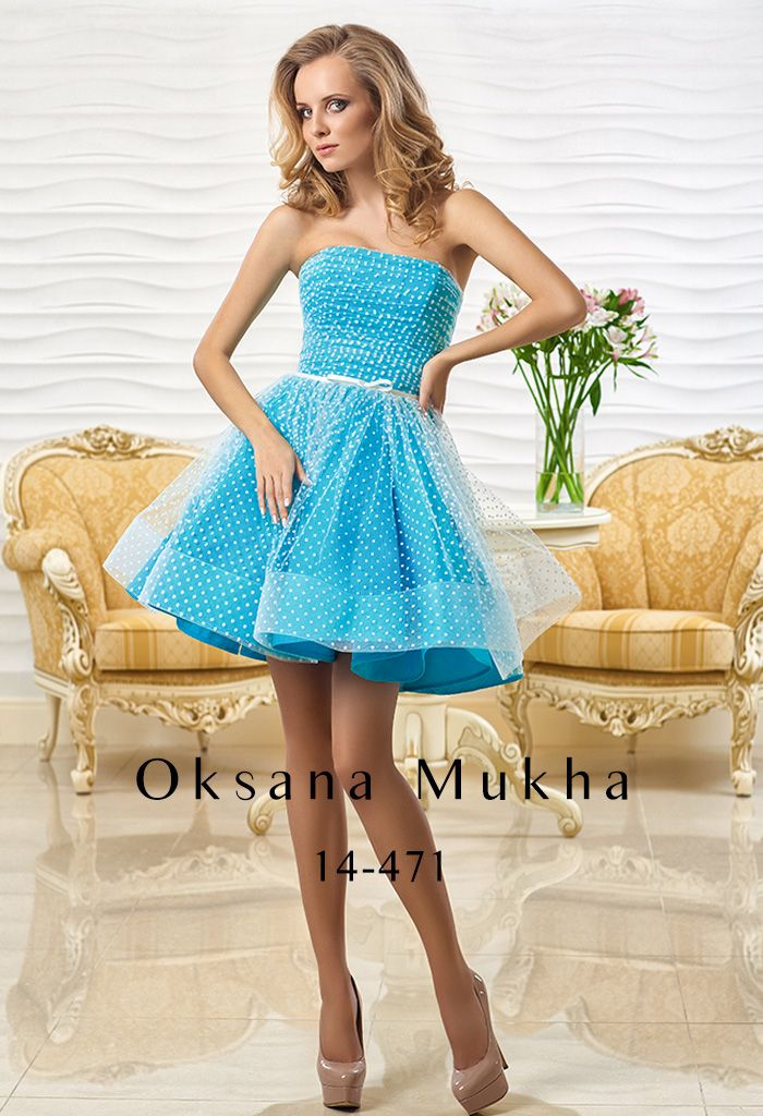 Fairy evening dress #OksanaMukha #eveningdress #eveninggown #elegant #chic #prom