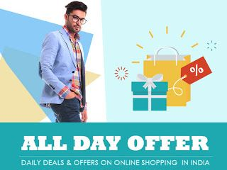 All Day Offer: Best online shopping deals India @ All Day Offer