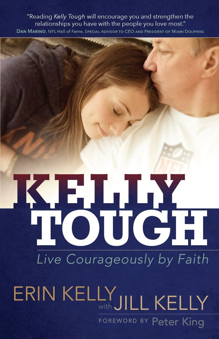 Book Review: Kelly Tough by Erin Kelly with Jill Kelly