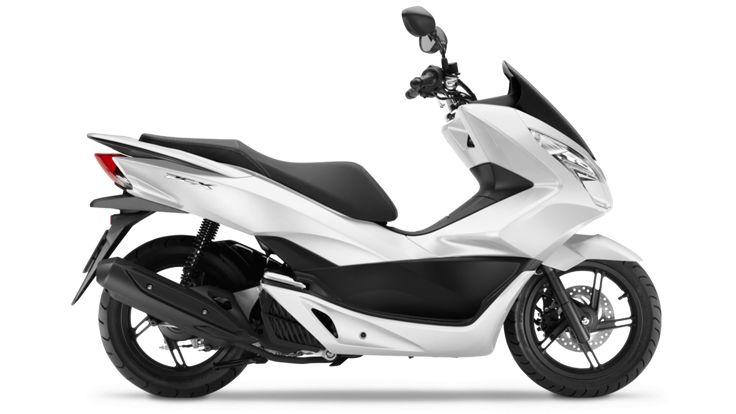 Technické údaje – PCX 2015 – Skúter – Sortiment – Motocykle – Honda