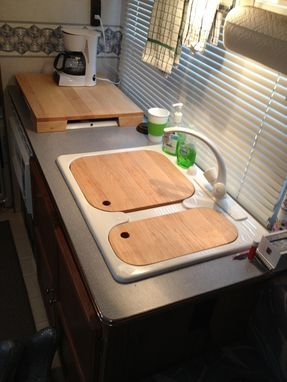 Custom Made Rv Sink And Range Cover                                                                                                                                                                                 More