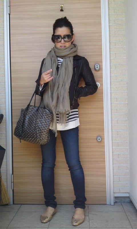 今日のおしゃれ 結局 : ファッションエディター大草直子の「情熱生活」
