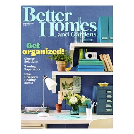 Claim This Offer FREE Better Homes And Gardens Magazine Subscription From  The Freebie Source   Free Full Size Products, Free Magazines And Books