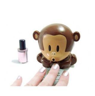 Cute Monkey Nail Drier